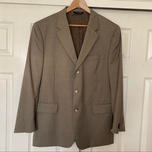 NWT Jos. A. Bank Blazer, 3 Button Wool Size 43 Reg